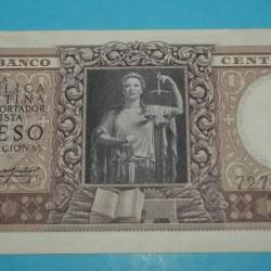 Argentinië - 1 peso 1952