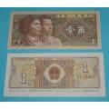 Bankbiljetten China