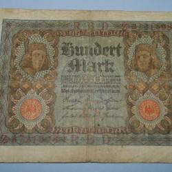 Duitsland - RM100 - 1920