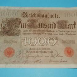 Duitsland - RM1000 - 1910