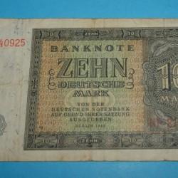 DDR - 10 mark 1948