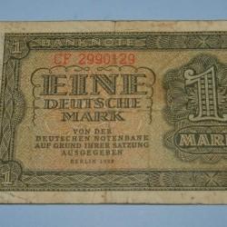 DDR - 1 mark 1948