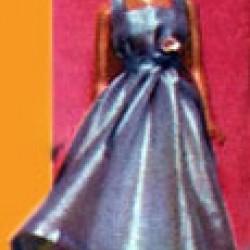 Négligée voor Barbie etc. - oud knippatroon