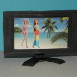 Televisie voor Barbie etc.