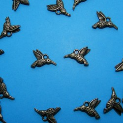 Kolibri bangle, brons