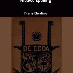 Edda - Frans Berding - nieuwe spelling