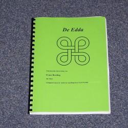 Edda - Frans Berding - oude spelling