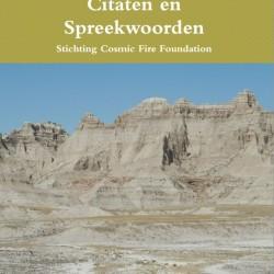 Lakota Sioux Verhalen, Citaten en Spreekwoorden