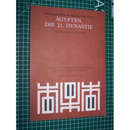 Ägypten, die 21. Dynastie, M. Heerma van Voss