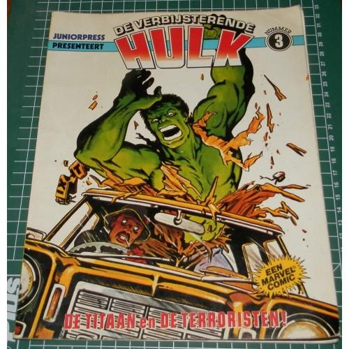 De verbijsterende Hulk - nummer 3