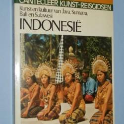 Indonesië - Cantecleer kunst- en reisgids