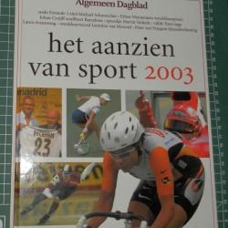 Het Aanzien van sport - 2003