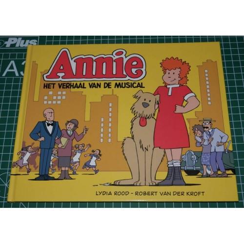 Annie - het boek van de musical - Lydia Rood
