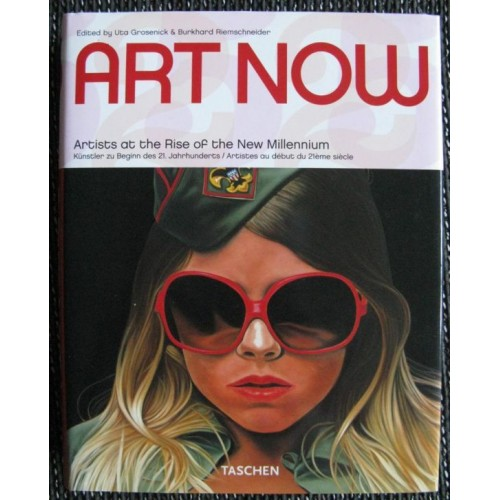 Art Now - Artists at the Rise of the New Millennium