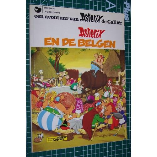 Asterix en de Belgen - 1e druk