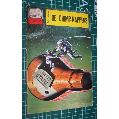 Beeldscherm Detective Classics 711 - De Chimp-nappers