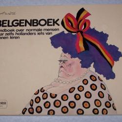 Belgenboek - Bert Witte