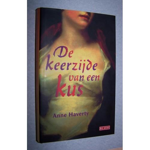 De keerzijde van een kus - Anne Haverty