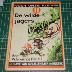 De wilde jagers - W.G. van de Hulst  - 7e druk