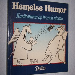 Hemelse Humor - Marcus