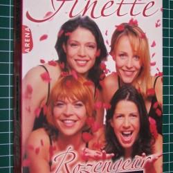 Het boek van Finette - Rozengeur en Wodka Lime