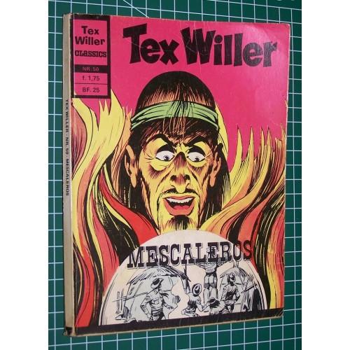 Tex Willer Classics 50 - Mescaleros