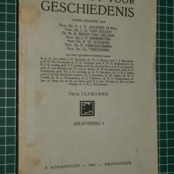 Tijdschrift voor Geschiedenis - 1961/1