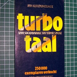 Turbo-Taal - Jan Kuitenbrouwer