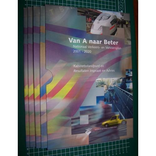 Van A naar Beter - Nationaal Verkeers- en Vervoersplan 2001-2020