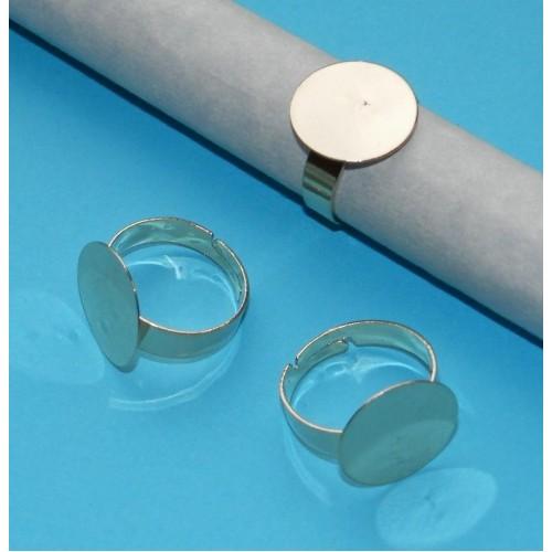 100 Ringen om zelf te decoreren - keuze uit ca. 40 modellen