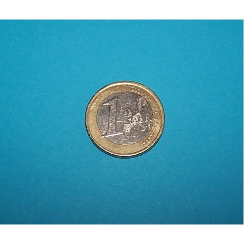 1 Euro donatie