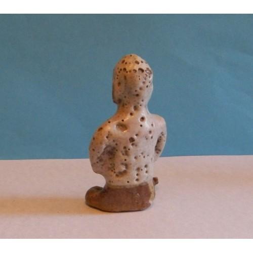 Boeddha beeldje, keramiek