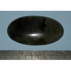 Labradoriet cabochon CV - 49x29,5mm