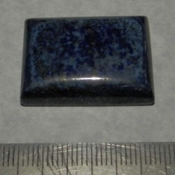 Lapis Lazuli cabochon CQ - 26x21mm - met certificaat