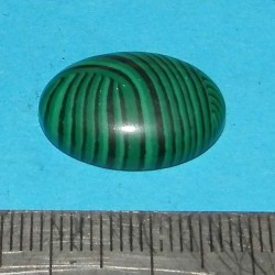 Malachiet cabochon CO - 20x15mm