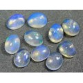 Ethiopische Opaal cabochons