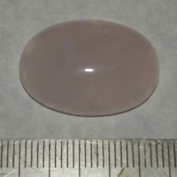 Rozekwarts cabochon CD - 25x18mm