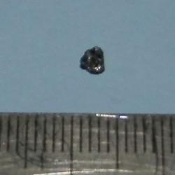 Grijsgroene Diamant - Angola - steen AW