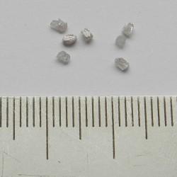 Roze Diamant - Afrika - 0,003 karaat