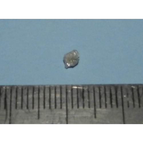 Witte diamant - Zuid-Afrika - geboord - steen WGK