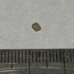 Gele Diamant - Zuid-Afrika - steen L