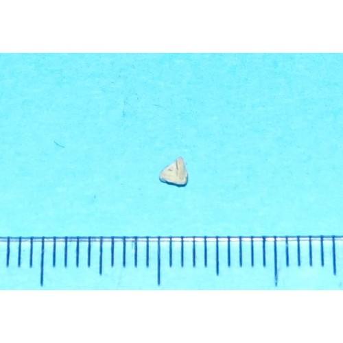 Grijsblauwe Diamant - Zuid-Afrika - steen AP