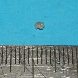 Witte Diamant - Zuid-Afrika - geboord - steen WGV
