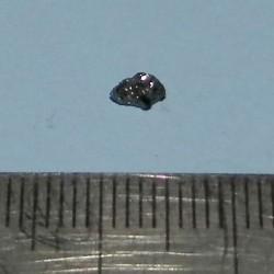 Zwarte Diamant - Zuid-Afrika - steen P
