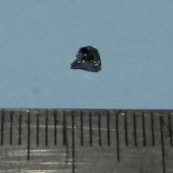 Zwarte Diamant - Zuid-Afrika - steen Q