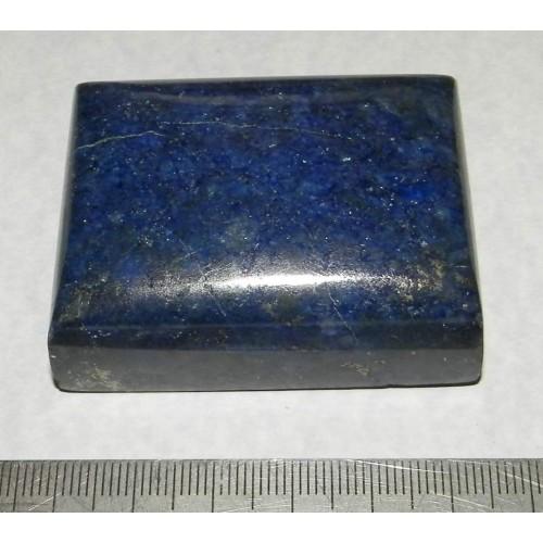 Lapis Lazuli GA - rechthoekig - 55x42mm