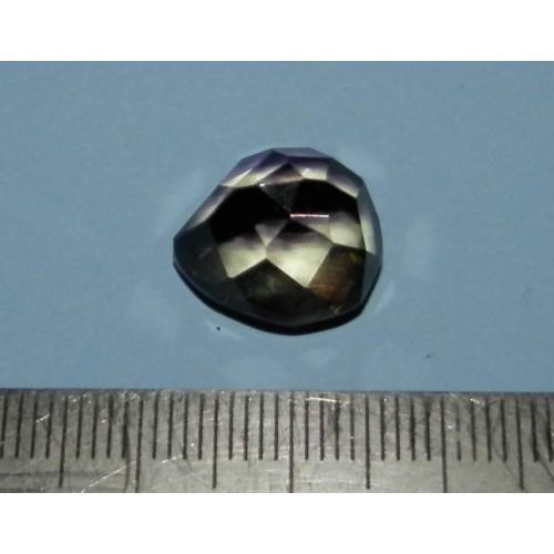 Ametrien GD - peer geslepen - 14x12mm