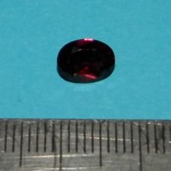 Granaat GR - ovaal geslepen - 8x6mm