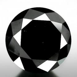 Zwarte Moissaniet - steen A - 10mm