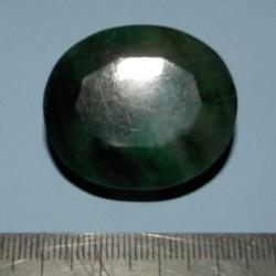 Smaragd BAE - ovaal geslepen - 33x28,5mm - aanbieding